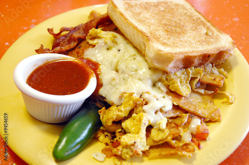 tex-mex breakfast