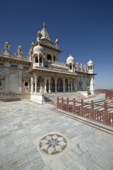 Royal Tomb. Jodhpur, India