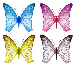 papillon imprimerie cmjn