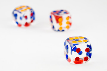 Three Dices