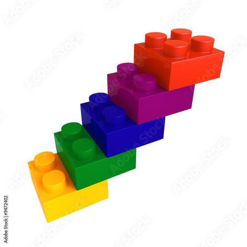 papiers peints lego bloc. Black Bedroom Furniture Sets. Home Design Ideas