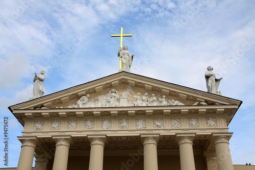 Cathedral fasade