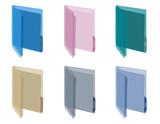 Fototapety Application Folders