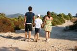 Summer Family Stroll poster