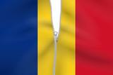 Romania zip poster