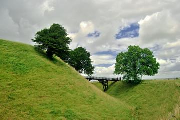 paysage du wiltshire,UK, technique HDR