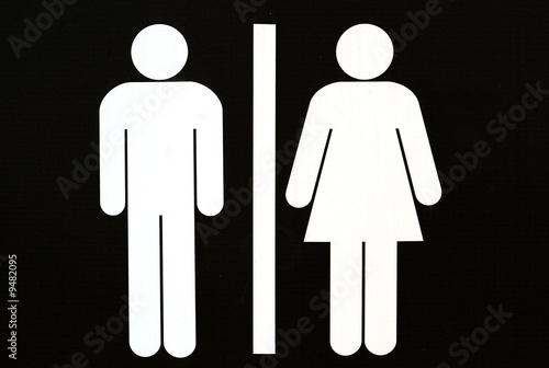 Logo toilettes publiques