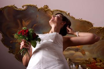 Braut im Schloss