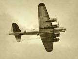 A második világháború korszak amerikai bombázó