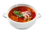 Fish Solyanka is a Thick, Spicy and Sour Soup poster