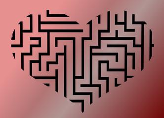 labirinto del cuore