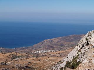 Meerblick auf Kreta