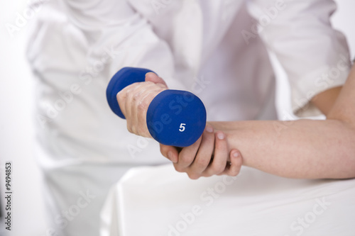 Rehab for an elbow
