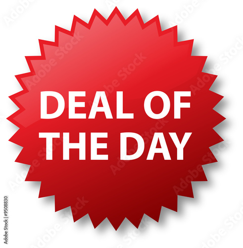 Sale Sticker - Deal of the Day