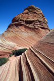 Die Wave im Paria Canyon