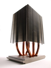 CPU Heat Sink perspective