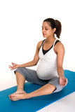 Pregnancy Fitness Meditation poster