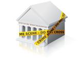 Crime financier (reflet) poster