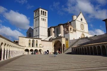 Assisi: Basilica di S. Franceco 3