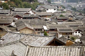 China, Lijiang city, Yunnan province. UNESCO World Heritage