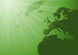 vector serie - environmental conservation poster