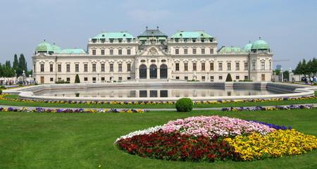 château du haut belvedere