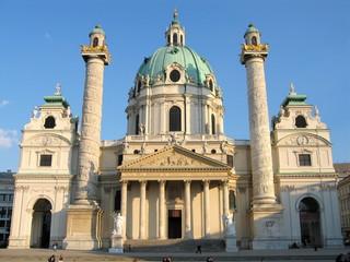 karlskirche (Vienne)