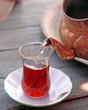 Turkish Tea & Teapot