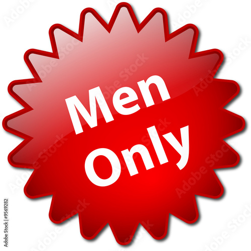 """Men Only"" stamp"