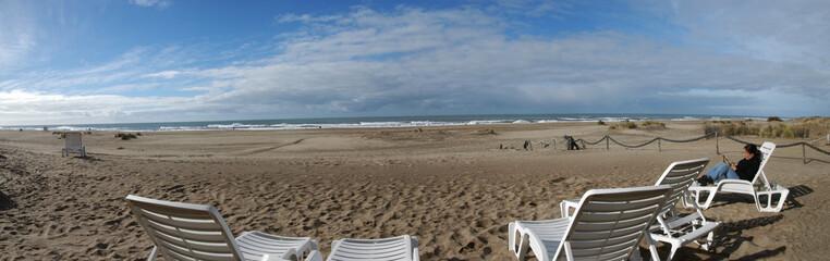 panoramica playa