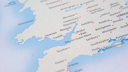 Wales and the Cornish Coast