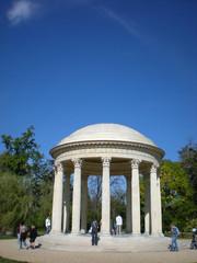 Visite du parc de Versailles