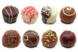 chocolate truffles assortment 2