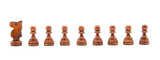 chess figures representing idiot leader