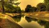 Canal en HDR poster