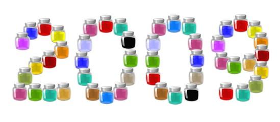 2009 color