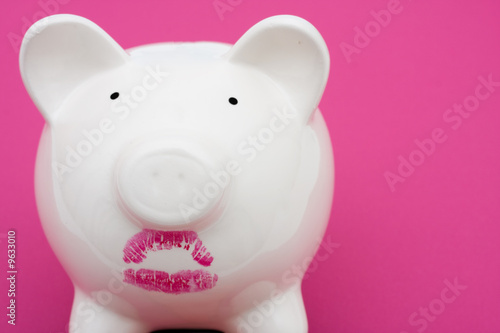 pig wearing lipstick is still a pig