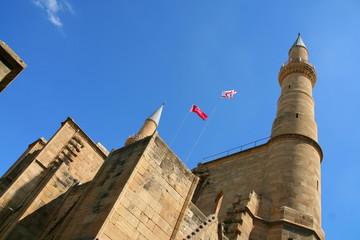 Ancienne Cathédrale Ste Sophie, Nicosie