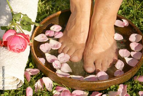 Wohltat für die Füße