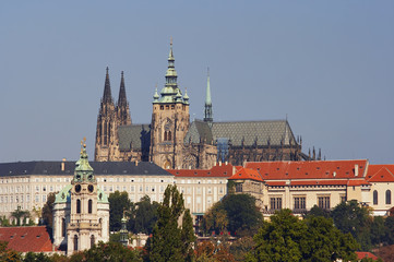 Hradcany -  Prague castle