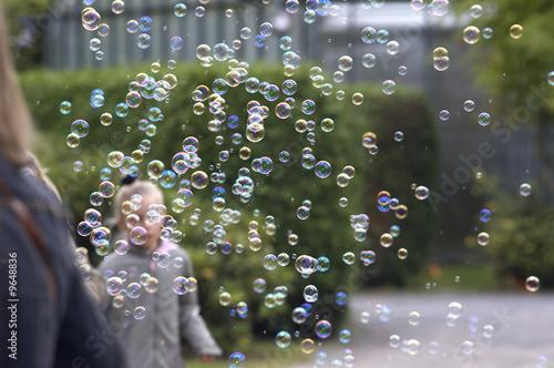 Lauter Seifenblasen