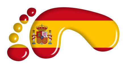 Impronta spagnola