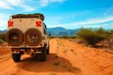 Road from Lake Turkana to Maralal