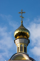 The temple in honor of the icon of the Mother of God