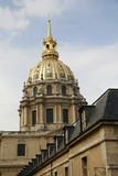 Hotel des Invalides Paris poster