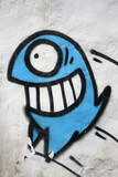 grafitti sonrisa expresiva