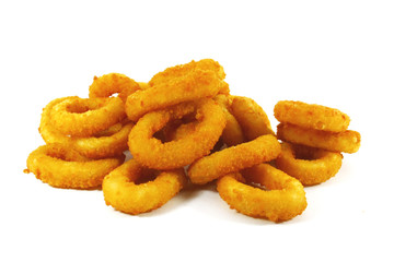 Onion Rings the Ultimate Fast Food Snack