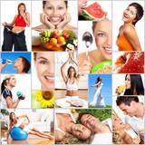 Fototapety Healthy lifestyle