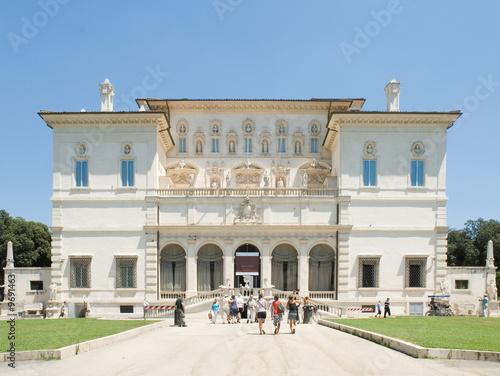 Zdjęcia na płótnie, fototapety, obrazy : Villa Borghese, Roma