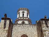 Figueras - town church tower